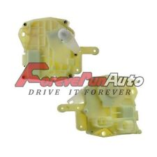 New Power Door Lock Actuator Pair Set of 2 Left and Right For Honda Acura
