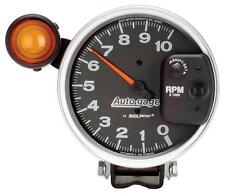 "new autometer 233904  auto gage 10,000 rpm monster 5"" shift light tachometer"
