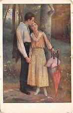 BF36577 painting couple verliebt szerelmes zamilovani les amoreaux