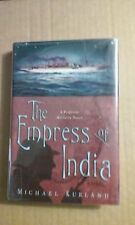 The Empress of India by Michael Kurland 2006 Hardcover VG Condition 1st Edition