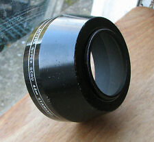 43mm screw in lens hood for standard & telephoto old style large design
