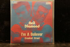 Neil Diamond ‎– I'm A Believer / Crooked Street