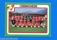 CALCIO FLASH '90 Lampo - Figurina-Sticker n. 85 - CREMONESE SQUADRA -New
