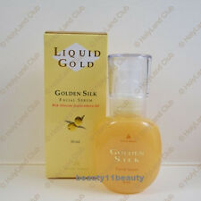 Anna Lotan Liquid Gold Golden Silk Facial Serum + samples