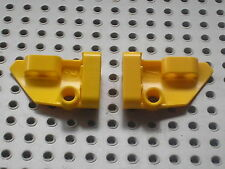 LEGO Technic Yellow Panel Fairing 1 & 2 ref 87080 & 87086 / 8043 8053 8109 42009