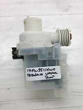 Frigidaire Washer Drain Pump 137108100 Mdl FAFW3511DWO Part {AG}
