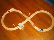 THOMAS & FRIENDS LEARNING CURVE TRACK STOP 'N GO STARTER SET WITH ENGINE in GUC