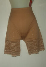 TRIUMPH LACE SENSATION PANTY L GAINE SHORT FR38, EU36, UK 8, IT S CHAIR CARAMEL