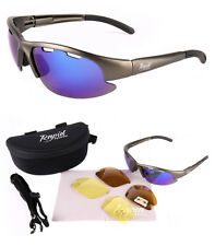 Nimbus FT Silver Radio Control Flying MODELGLASSES RC Interchangeable Sunglasses