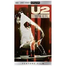 DVD U2 Rattle and Hum [UMD for PSP] [Import] - Sony PSP