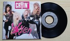 "VIXEN - CRYIN' - 45 GIRI 7"" - FRANCE PRESS"