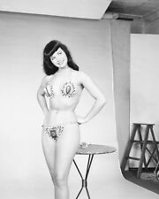 Bettie Page 8x10 Photo 007