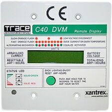 Schneider Xantrex CM/R-50 Remote LCD Digital Display with 50 Ft Cable