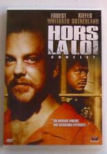 DVD HORS LA LOI Conflit - Forest WHITAKER / Kiefer SUTHERLAND