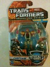 Transformers Reveal the Shield RTS Scout class Chopsaw (MISB)