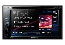 NEW Pioneer Car Audio CD DVD Media Head Unit.Dual Din.Amplifier Receiver.FM.AM.