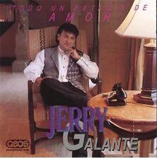 JERRY GALANTE - Todo Un Extasis De Amor - ORIGINAL CD! TU ERES LO MAXIMO