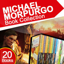 New Michael Morpurgo 20 Books Children Box Gift Set Pack, War House, Shadow,