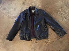 Men's Columbia Leather Jacket M