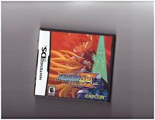 Mega Man Zero Collection [Nintendo DS DSI, Capcom, 2D Platform, 4 Games] NEW