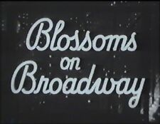 BLOSSOMS ON BROADWAY 1937  EDWARD ARNOLD, SHIRLEY ROSS