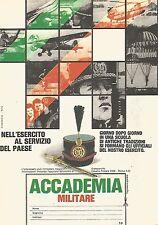 X0672 Accademia Militare - Pubblicità del 1984 - Vintage advertising