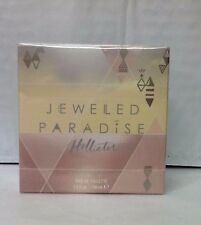 HOLLISTER JEWELED PARADISE PERFUME 1.7 OZ EAU DE TOILETTE FRAGRANCE NEW IN BOX