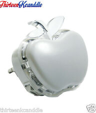 APPLE SHAPED PLUG IN NIGHT LAMP LED HOME DECOR WHOLESALE PRICE SPA