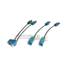 Adaptador cable arnés Interface antena set bmw mulf/tcu en combox bmw #2