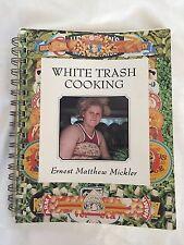 White Trash Cooking by Ernest Matthew Mickler Paperback Cookbook Possum Squirrel