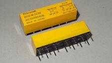 Relè a 4 scambi per Arduino 5Vcc