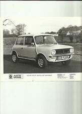 "AUSTIN MORRIS MINI 1275GT 'IMPROVEMENTS' PRESS PHOTO 1974""car brochure related"""