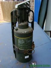 Military Truck Vehicle Decon Bottle w/Bracket m151 a1 a2 m35a2 m35 cucv