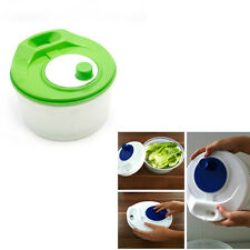 Kitchen Salad Fruit Vegetable Lettuce Spinner Strainer Big Colander Dryer Sifter