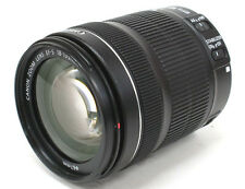 Canon EF-S 18-135 mm f/3.5-5.6 IS STM Lens **Excellent** Condition