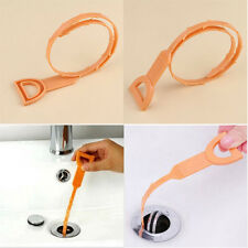 Drain Dredge Cleaner Bathroom Kitchen Sink Unclog Hair Removal Tool Home