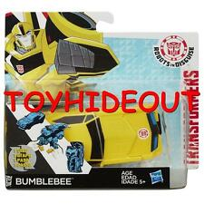HASBRO TRANSFORMERS ROBOTS IN DISGUISE ONE STEP CHANGERS BUMBLEBEE NEW MINI CON