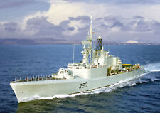 HMCS Fraser-Edición Limitada Arte (25)