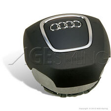 Audi A4 A6 A8 Q7 4F0 Driver - Steering Wheel - Airbag  Soul Black  4F0880201S6PS