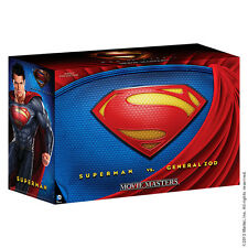 SDCC EXCLUSIVE Mattel Superman vs General Zod 2 Action Figure Pack