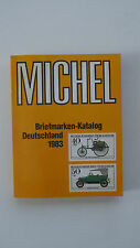 Michel Briefmarken-Katalog Deutschland 1983