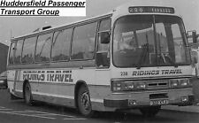 Photograph BUS PICTURE Ridings Travel 238 (Dark)
