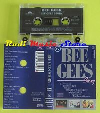 MC BEE GEES Story italy POLYDOR 843 419-4 no cd lp dvd vhs *