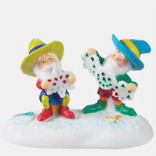 DEPT 56 NORTH POLE-    NO TWO ALIKE - RARE - #57225        ***   NEW  ***  BSW