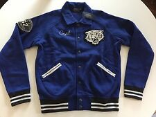 Ralph Lauren Polo Varsity Style Baseball/ Football Jacket Size M 70% Off RRP