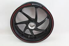 Ducati 1198S 1198 1098 2010 Forged Marchesini Rear Wheel Rim 17 x 6.00