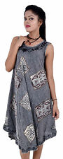 Sleeveless Summer Dress for Big Girls / Women - 10 dresses