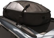 Cargo Carrier CarFit Roof Top Bag Stylish Car 15 Cubic Feet Waterproof Strong