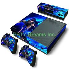 Naruto Anime Hinata Hyuga Hyuuga Vinyl Skin Sticker Decal Protector for Xbox One