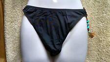 Freya 9371 Bikini Bottom UK Medium/US Medium Black NWOT